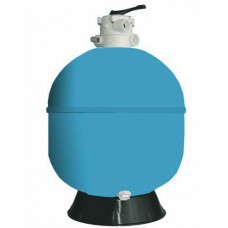 """Фильтровальная емкость Kripsol 900 с 6 ходовым вентилем 2"""", боковой вентиль - 03645"""