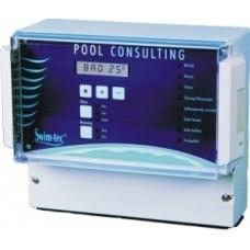 Командоконтроллер Pool Consulting 230В с термостатом