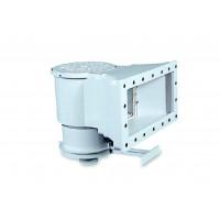 Минискиммер  ABS, комплект с подключением шланга, поток 5 м3/ч