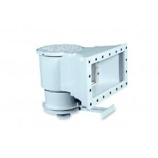 Минискиммер  ABS, комплект с подключением шланга, поток 5 м3/ч - 20303