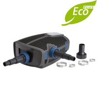 Насос для пруда, ручья, водопада AquaMax Eco Premium 20000 с двумя заборами для воды