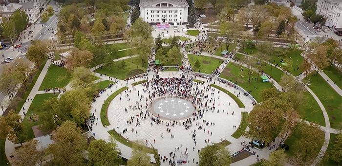 заказать строительство фонтана от oase-ukraine.com
